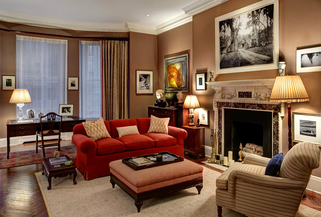 New York Townhouse Townhouse Interior Design Images